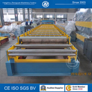 Quality Guaranteed Colored Glazed Steel Roof Tile Roll Forming Machine pictures & photos