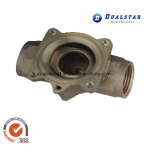 Copper Sand Casting for Solenoid Valve Body pictures & photos