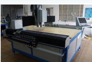 Laser Cutting and Engraving Machine for Leather Clothing pictures & photos