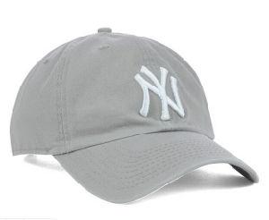 NY Cap Grey