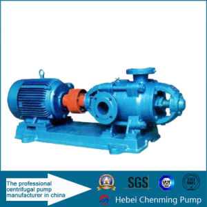 High Efficiency Centrifugal Multi Stage Horizontal Water Booster Pump pictures & photos