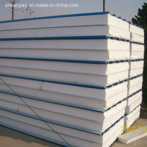 High Quality Polyurethane Sandwich Panel pictures & photos