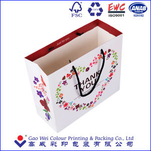 Cute Craft Paper Bags Customized Logo Popular Children Favor Paper Gift Bags pictures & photos