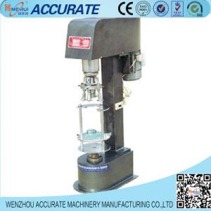 Semi-Auto Glass/Plastic Bottle Cap Sealing Machine pictures & photos
