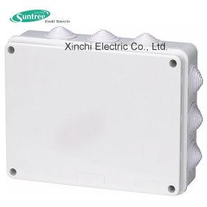 Waterproof Wiring Junction Box Plastic Waterproof Electrical Junction Box pictures & photos