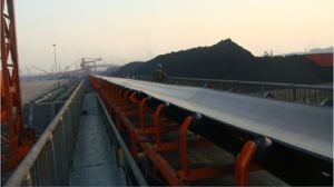 Incline Fixed Belt/Band Conveyor Rubber Belting/Belt Definition pictures & photos