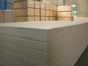 Okoume Marine Plywood pictures & photos