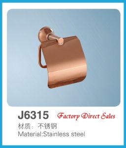 Sanitary Ware Bathroom Paper Holder (J6315) pictures & photos