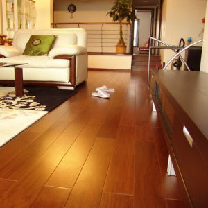Teak Engineered Wood Flooring From Burma pictures & photos