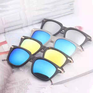 New Fashion Designer Acetate Sunglasses with CE/FDA Certificate pictures & photos