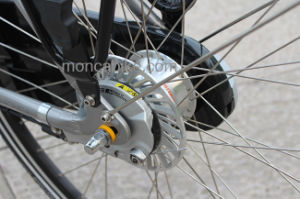MID Driven Motor 8fun Brushless 350W 500W Electric Bike E Bicycle E-Bike Shimano 9 Speed Gear pictures & photos