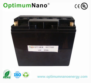 12V 40ah LiFePO4 Battery with AC Charger pictures & photos