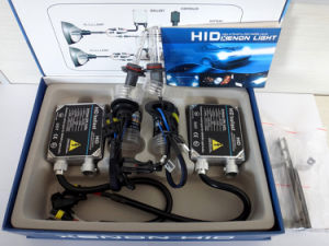 AC 55W H7 Xenon Bulb HID Conversation Kit with Regular Ballast pictures & photos
