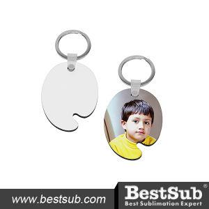 Arist Pallette Hardboard Key Ring (MYA03) pictures & photos