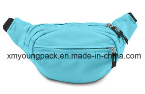 Fashion Blue Sport Running Waist Bag Fanny Pack pictures & photos