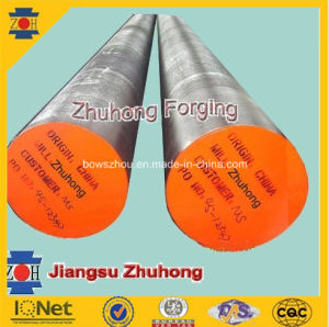 Normalized Materials Forged Alloy Steel Bar Grade Scm440 pictures & photos