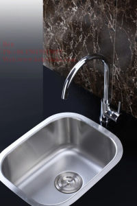 Stainless Steel Sink, Kitchen Sink, Handmade Sink, Sink pictures & photos