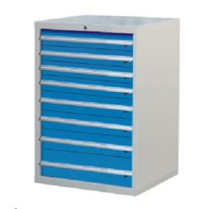 Westco Tool Cabinet with Drawers (Drawer Cabinet, Workshop Cabinet, TL-1325-8)