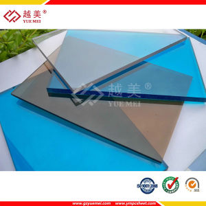 8mm&10mm Thick Lake Blue Color Polycarbonate Roofing Sheet pictures & photos
