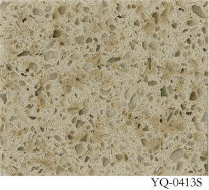Quartz for Project Countertop (YQ-0413S) pictures & photos
