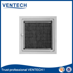 Hinged Type Eggcrate Return Grille for Ventilation Use pictures & photos