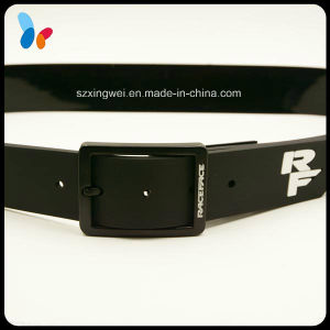 Custom Black Rubber Silicone Belt pictures & photos