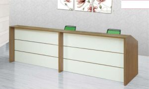 Top Sale Wood Design Reception Desk