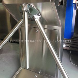 Stainless Steel Automatic Waist Height Turnstile pictures & photos