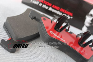 Wear-Resisting Brembo Brake Pad for Ml 300 350 500 (W164)