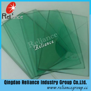 Dark Green/French Green Float Glass/Tinted Glass pictures & photos