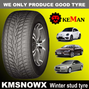 Snow Passenger Car Tyre Kmsnow (195/70R14 205/70R15 215/70R15 215/70R16 225/70R16) pictures & photos