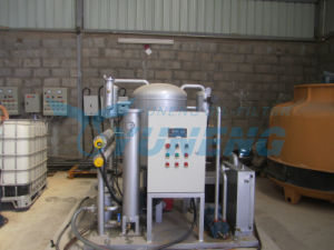 Hot Selling Turbine Oil Purification Machine in Pakistan pictures & photos