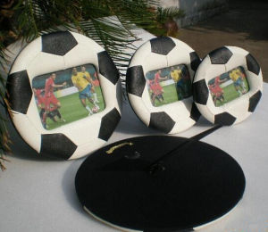 Round Football Idol Photo Frame pictures & photos