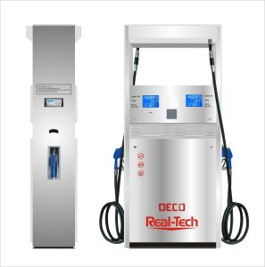Hot Sale Stainless Steel Fuel Dispenser pictures & photos