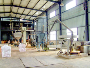 Granular (powder) Red Lead Line /Lead Oxide Making Machine/Lead Oxide Equipment/Lead Oxide Production Line pictures & photos