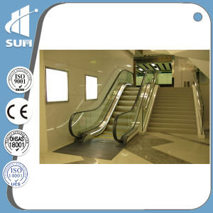 Step Width 600mm for Supermarket Indoor Escalator pictures & photos