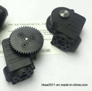 Custom Made Small Aluminum Gearbox Housing Spare Parts pictures & photos