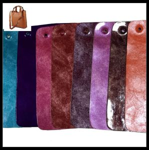 New Design Artiticial PU PVC Leather for Sofa, Car Seat pictures & photos