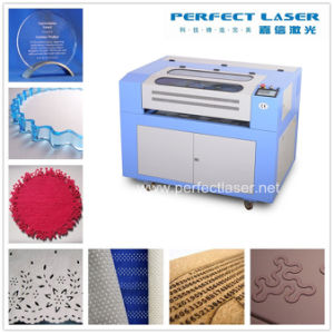 Pedk-9060 Acrylic/Plastic/Wood /PVC Board/ CO2 Laser Engraver Wood Laser Cutting pictures & photos