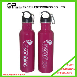 Promotional Customized Stainless Steel Sports Water Bottle with Suction Nozzle (EP-B58409) pictures & photos