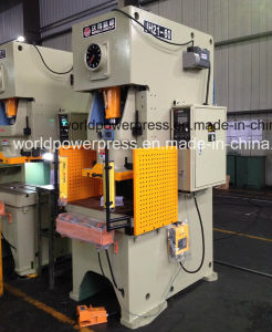 60 Ton C Frame Single Crank Mechanical Power Press pictures & photos