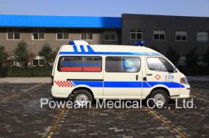 Golden Dragon Patient Transport Ambulance (82HJX5305XML) pictures & photos