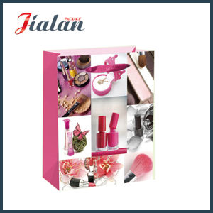 Lady′s Comestics Packing Paper Retail Shopping Carrier Gift Bags pictures & photos