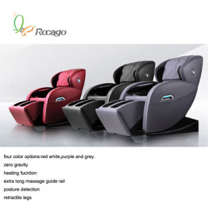 Latest 3D Full Body Zero Gravity Massage Chair pictures & photos