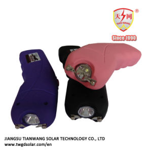 Strong ABS Stun Guns with LED Light for Women pictures & photos