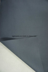 Light Blue Twill Wool Fabric for Suit pictures & photos