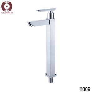 Sanitaryware Hardware Kitchen Faucet Basin Water Tap (B009) pictures & photos