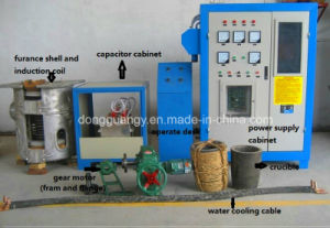 Industrial Induction Melting Furnace for Melting 200kg Iron pictures & photos