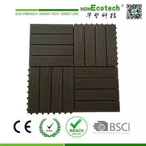 Timber Tiles WPC DIY Floor Decks & Interlocking Garden Tiles pictures & photos
