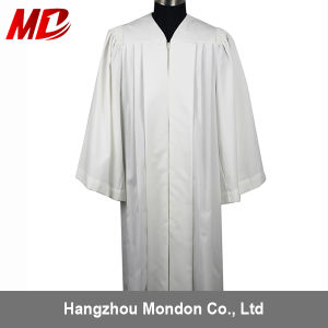 High-Quality Matt Fluted Trinity Choir Robes with Open Sleeve Wholesale pictures & photos
